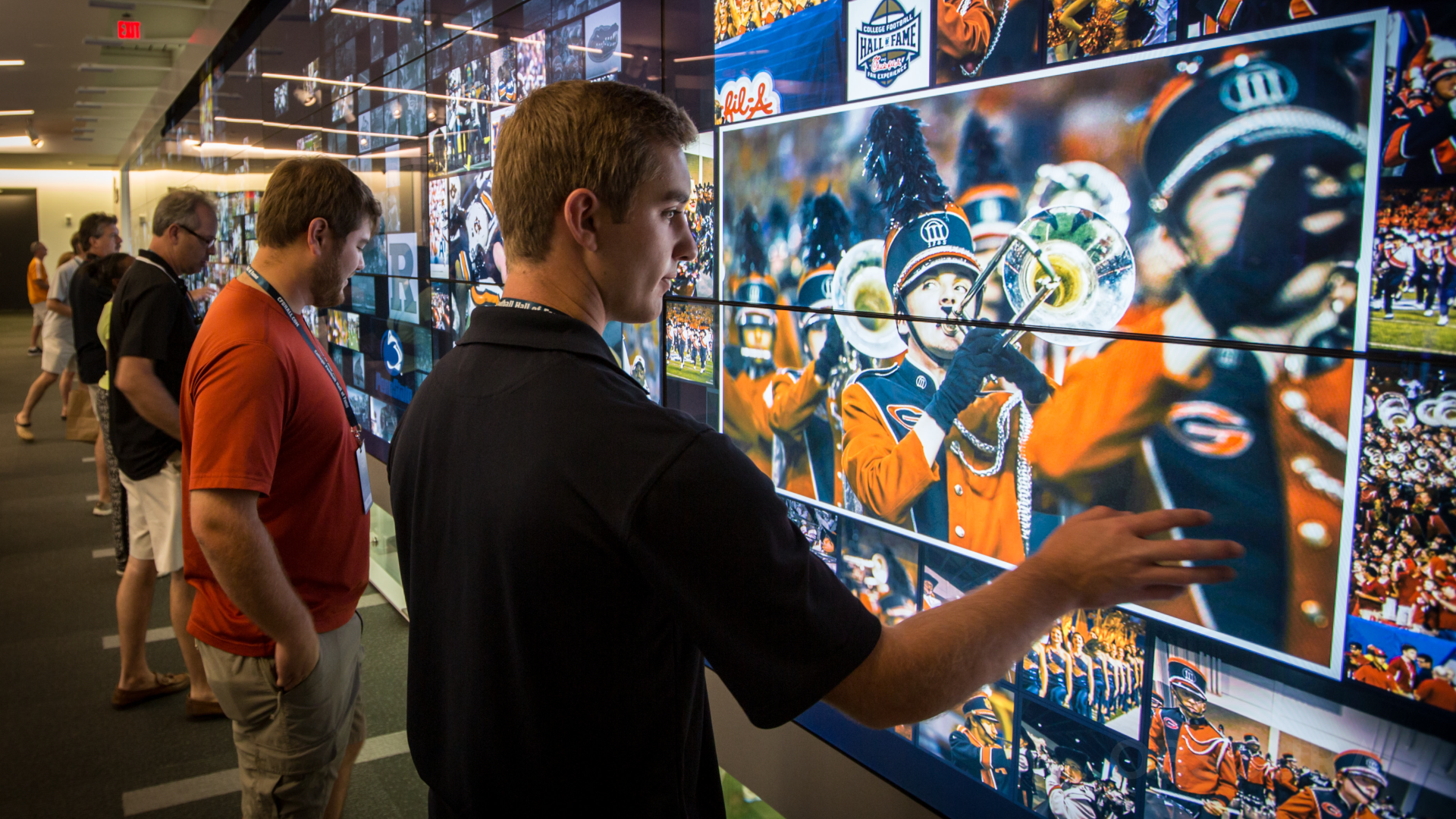 College Football Hall of Fame 2